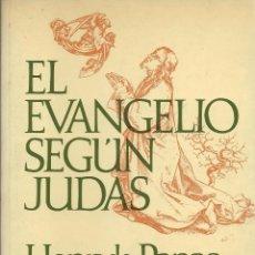 Libros de segunda mano: EL EVANGELIO SEGÚN SAN JUDAS, DE HENRYK PANAS. ULTRAMAR, 1ª EDICIÓN NOVIEMBRE 1978. Lote 58942400