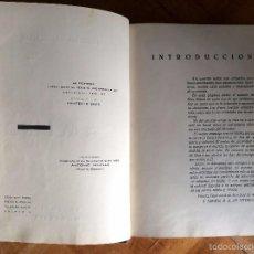 Libros de segunda mano: CAMINO (ESCRIVÁ DE BALAGUER) PRIMERA EDICIÓN. Lote 59814796