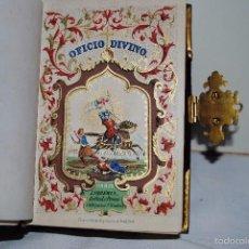 Libros de segunda mano: OFICIO DIVINO . Lote 60287131