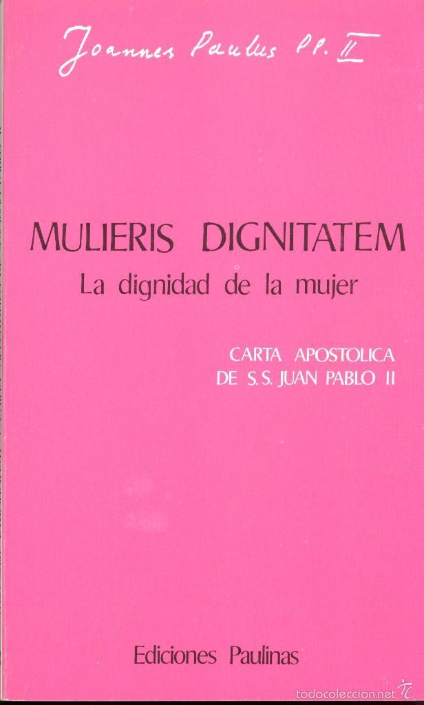 Mulieris dignitatem