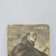 Libros de segunda mano: VIDA DE PASCUAL BAILON. F. GARZON S.J. Lote 61431831