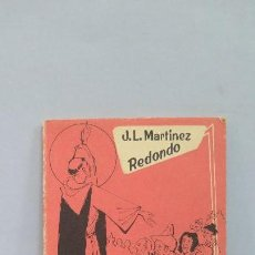 Libros de segunda mano: SAN VICENTE FERRER. J. L. MARTINEZ REDONDO. Lote 61431931