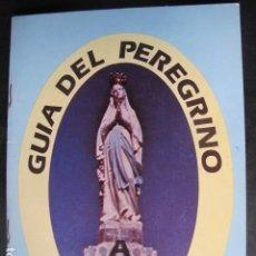 Libros de segunda mano: LIBRO GUIA DEL PEREGRINO A LOURDES AÑO 1984 EDICION HOSPITALIDAD DE NTRA SEÑORA DE LOURDES MURCIA. Lote 61502147