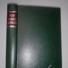 Libros de segunda mano: OCHO GRANDES MENSAJES ENCÍCLICAS .... 1979 PREPARADA POR JESÚS IRIBARREN ED. BAC MINOR 2. Lote 61627280