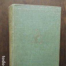 Libros de segunda mano: VERDAGUER EL POETA, EL SACERDOTI EL MÓN - SEBASTIÀ JUAN ARBÓ - EDITORIAL AEDOS - 1º EDC 1952 . Lote 61646708