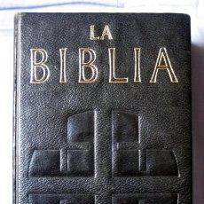 Libros de segunda mano: LA BIBLIA, EDITORIAL CÍRCULO DE LECTORES. AÑO 1970. Lote 61940948