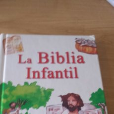 Libros de segunda mano: LA BIBLIA INFANTIL. Lote 62062572