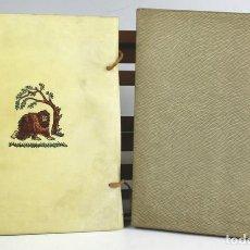 Libros de segunda mano: 8045 - LA LEYENDA DE FRAY JUAN GARÍN. EJEMPLAR Nº 109. R. MIQUEL PLANAS. EDIT ORBIS. 1940.. Lote 62513844