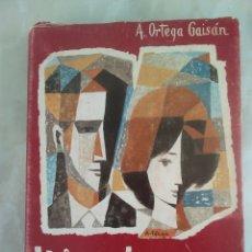 Libros de segunda mano: VALORES HUMANOS VOLUMEN 1 A.ORTEGA GAISAN EDITORIAL VITORIA. Lote 62594318