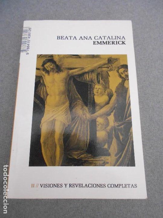 ana catalina emmerick libros