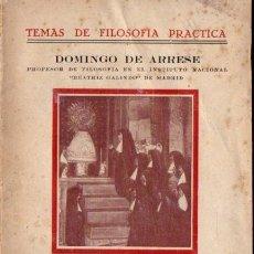Libros de segunda mano: ARRESE : EL PILAR SEGÚN LOS ESCRITOS DE LA MADRE RÁFOLS (1940). Lote 63881179