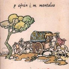 Libros de segunda mano: BEAS Y SANTA TERESA . P. EFREN J.M. MONTALVA / MUNDI-1847. Lote 178949486