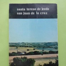 Libros de segunda mano: LIRA MISTICA. POESIAS COMPLETAS - SANTA TERESA DE JESÚS - SAN JUAN DE LA CRUZ. Lote 64791803
