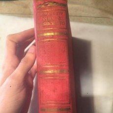 Libros de segunda mano: ANTIGUO LIBRO VIDA DE JESUCRISTO, AÑOS 60 . Lote 64841151