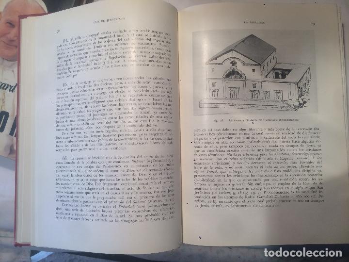 Libros de segunda mano: Antiguo libro vida de Jesucristo, años 60 - Foto 3 - 64841151