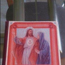 Libros de segunda mano: CATECISMO DE LA SANTISIMA VIRGEN Y DEL SAGRADO CORAZÓN 1949. Lote 65449462