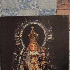Libros de segunda mano: ANTIGUO FOLLETO.VIRGEN DE LA CONSOLACION DE UTRERA.SEVILLA.1982.. Lote 65791618