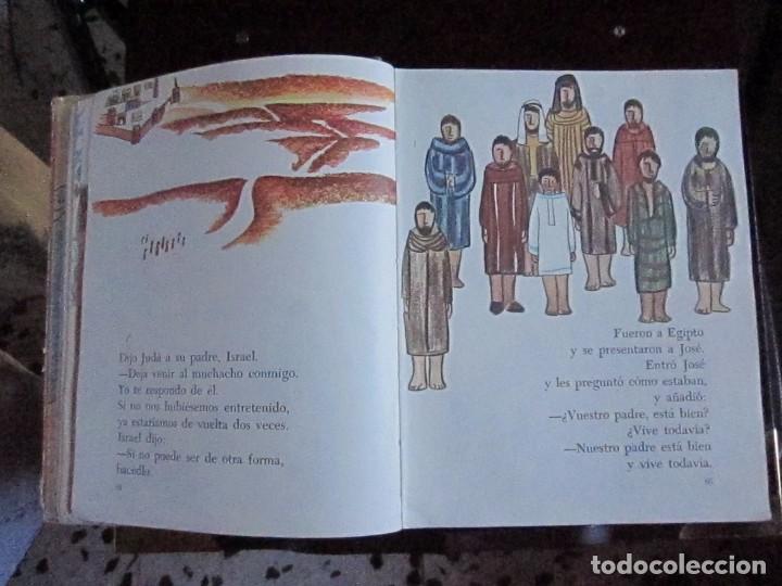 Libros de segunda mano: Biblia infantil antiguo testamento - Foto 3 - 66124358