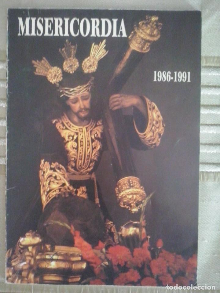 LIBRO REVISTA DE LA COFRADIA DE LA MISERICORIA DE MALAGAI (Libros de Segunda Mano - Religión)