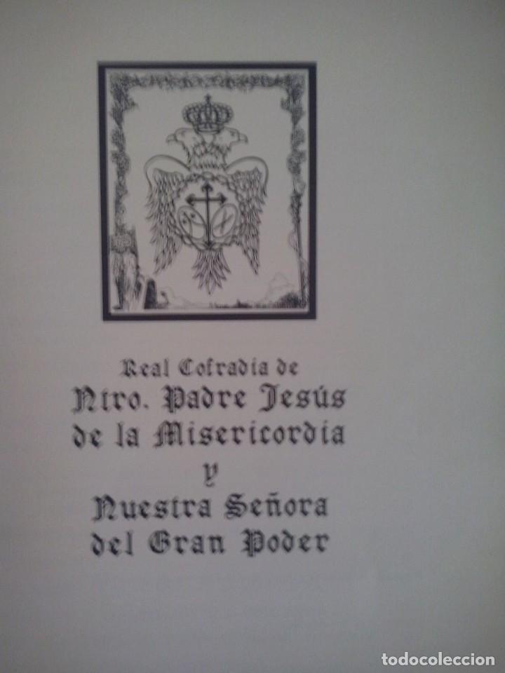 Libros de segunda mano: LIBRO REVISTA DE LA COFRADIA DE LA MISERICORIA DE MALAGAI - Foto 2 - 66832862