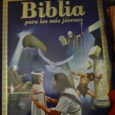 Libros de segunda mano: BIBLIA PARA LOS MAS JOVENES. Lote 67754603
