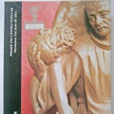 Libros de segunda mano: LOS POBRES NOS EVANGELIZAN - HERMANOS DE SAN JUAN DE DIOS. Lote 68690421