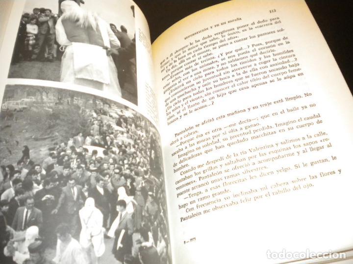 Libros de segunda mano: supersticion y fe en españa / maria angeles arazo - Foto 2 - 108925650