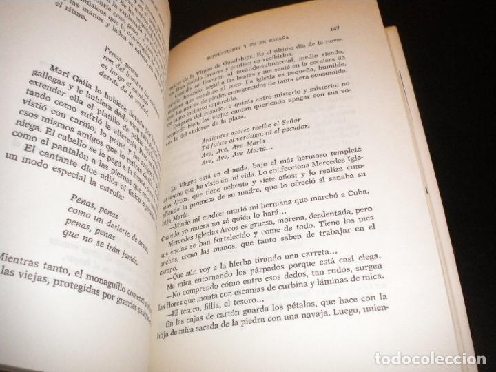 Libros de segunda mano: supersticion y fe en españa / maria angeles arazo - Foto 4 - 108925650