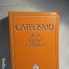 Libros de segunda mano: CATECISMO DE LA IGLESIA CATOLICA - 1992 - ASOCIACION DE EDITORES, 710 PAG. . Lote 69658973