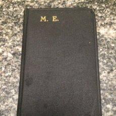 Libros de segunda mano: MISIONERAS EUCARISTICAS DE LOS JUEVES. Lote 69972699