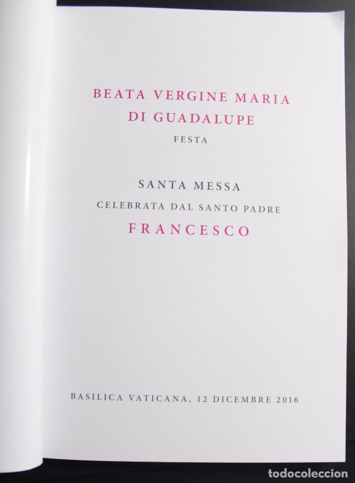 Libros de segunda mano: BEATA VERGINE MARÍA DI GUADALUPE - Foto 2 - 70302565