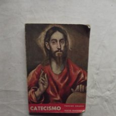Libros de segunda mano: CATECISMO TERCER GRADO TEXTO NACIONAL . Lote 71400879