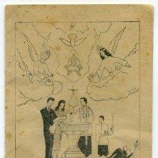Libros de segunda mano: EL CRISTIANO EN LOS BAUTIZOS. GRÁFICAS IBÉRICA 1948.. Lote 73302075