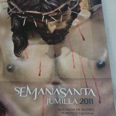 Libros de segunda mano: SEMANA SANTA JUMILLA 2011,HERMANDADES. Lote 74103503
