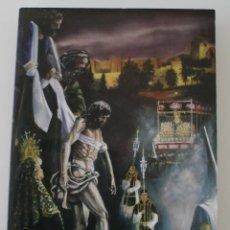 Libros de segunda mano: SEMANA SANTA DE MALAGA LIBRO GUIA MUY COMPLETA RUTA COFRADE AÑO 2007 - VEASE SUMARIO - FOTOGRAFIAS. Lote 74382851
