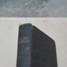 Libros de segunda mano: DEVOCIONARIO MISAL PIEDAD CRISTIANA AÑOS 40. Lote 74846918