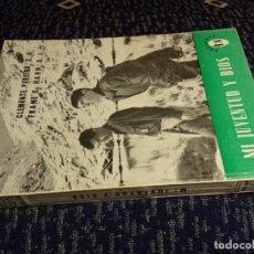 Libros de segunda mano: MI JUVENTUD Y DIOS-CLEMENTE PERREIRA/-FRANZ -E. HAHN (S.I.) ADELANTE 18-ED.SAL TERRAE. 1968. Lote 76712323