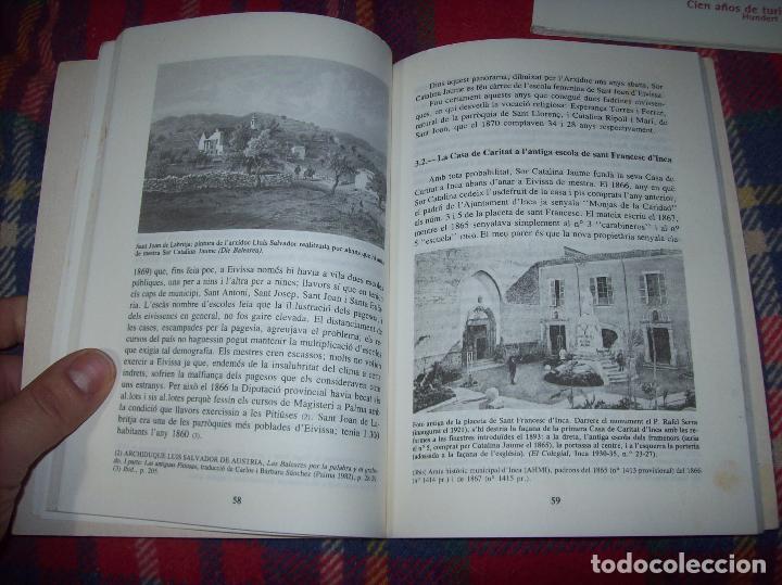 Libros de segunda mano: LES GERMANES DE LA CARITAT A INCA . PERE JOAN LLABRÉS . 1993 . EXCEL·LENT EXEMPLAR. MALLORCA - Foto 13 - 76922787