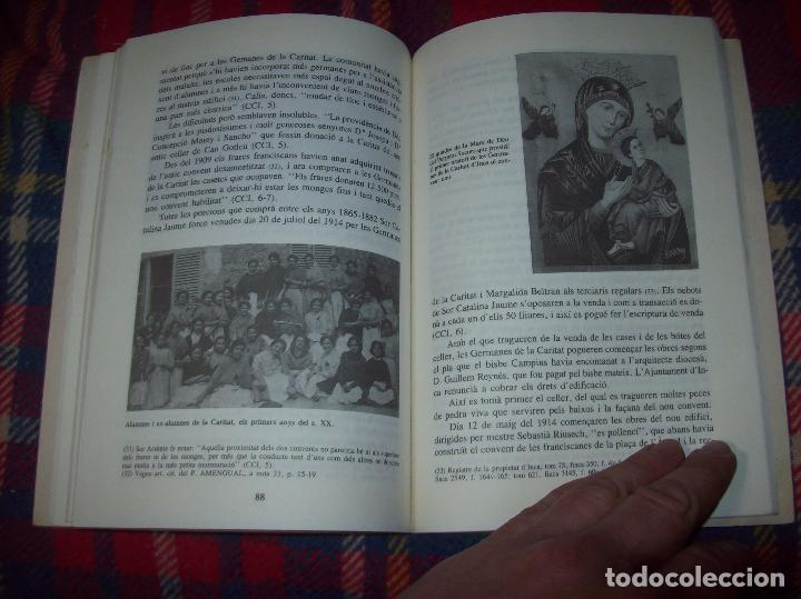 Libros de segunda mano: LES GERMANES DE LA CARITAT A INCA . PERE JOAN LLABRÉS . 1993 . EXCEL·LENT EXEMPLAR. MALLORCA - Foto 16 - 76922787