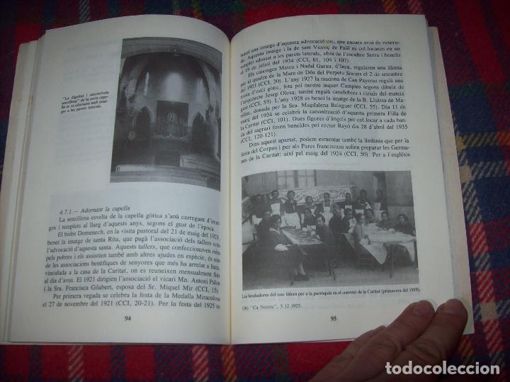 Libros de segunda mano: LES GERMANES DE LA CARITAT A INCA . PERE JOAN LLABRÉS . 1993 . EXCEL·LENT EXEMPLAR. MALLORCA - Foto 17 - 76922787