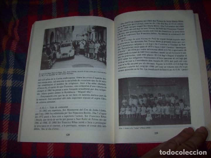 Libros de segunda mano: LES GERMANES DE LA CARITAT A INCA . PERE JOAN LLABRÉS . 1993 . EXCEL·LENT EXEMPLAR. MALLORCA - Foto 20 - 76922787