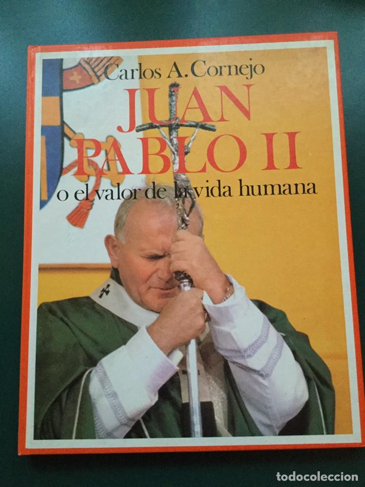 LIBRO JUAN PABLO II (Libros de Segunda Mano - Religión)