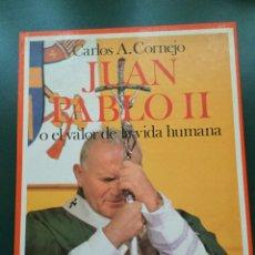 Libros de segunda mano: LIBRO JUAN PABLO II. Lote 77265546