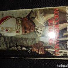 Libros de segunda mano: KAROL WOJTYLA-SIGNO DE CONTRADICCION-BIBLIOTECA DE AUTORES CRISTIANOS-1979. Lote 77348229