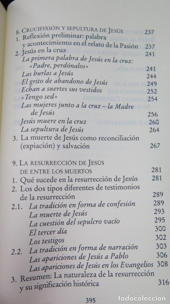 Libros de segunda mano: JESUS DE NAZARET. JOSEPH RATZINGER. BENEDICTO XVI - Foto 4 - 261625585