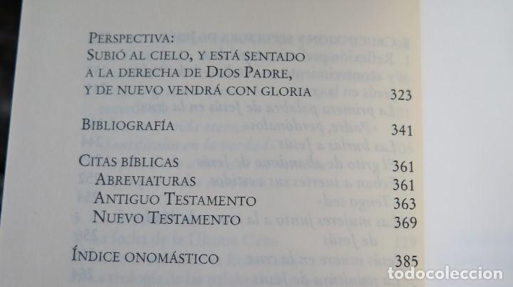 Libros de segunda mano: JESUS DE NAZARET. JOSEPH RATZINGER. BENEDICTO XVI - Foto 5 - 261625585