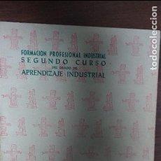Libros de segunda mano - Religiòn, la vida sobrenatural 1963 Aprendizaje industrial - 78359869