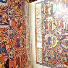 Libros de segunda mano: BIBLIA MORALIZADA (FACSÍMIL). Lote 78609665