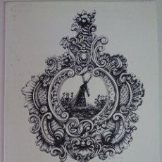 Libros de segunda mano: LIBRO RELIGIOSO SEMANA SANTA HERMANDAD SACRAMENTAL PASIÓN 1942 1992 50 ANIV PROCESIÓN MÁLÁGA 250 GR. Lote 79116697