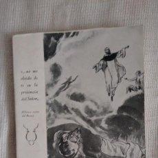 Libros de segunda mano: MARTIR DE CRISTO (B. VALENTIN DE BERRIO-OCHOA) DE P.J. J.Mª GARRASTACHU O. P.. Lote 79603461